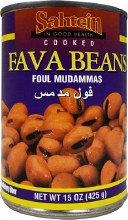 Sahtein Fava Beans