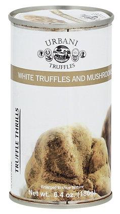 Urbani White Truffles & Mushrooms