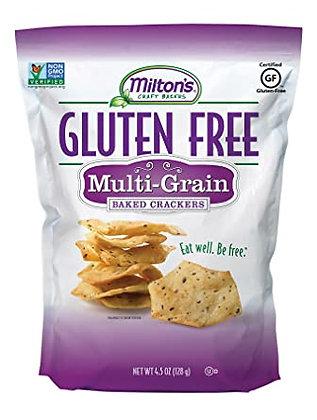 Milton's Gluten-free Multigrain Crackers