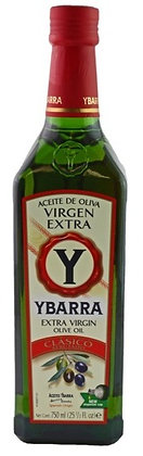 Ybarra Extra Virgin Olive Oil (25 oz)