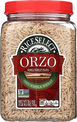 Rice Select Whole Wheat Orzo