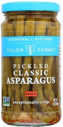 Tillen Farms Pickled Asparagus (spicy)