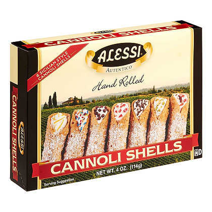 Alessi Cannoli Shells