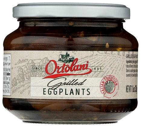 Ortolani Grilled Eggplants