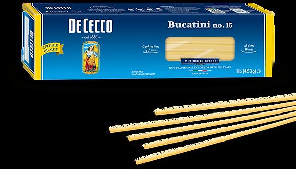 DeCecco Bucatini #15