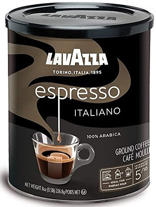 LavAzza Ground Italian Espresso