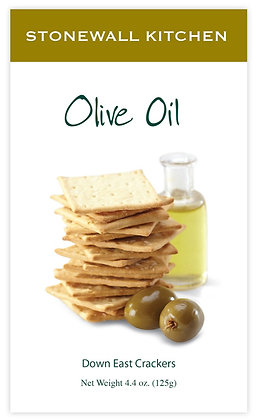 Stonewall Kitchen Olive Oil Down East Crackers