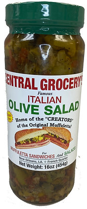 Central Grocery Italian Olive Salad