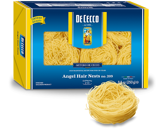 DeCecco Angel Hair Nests #209