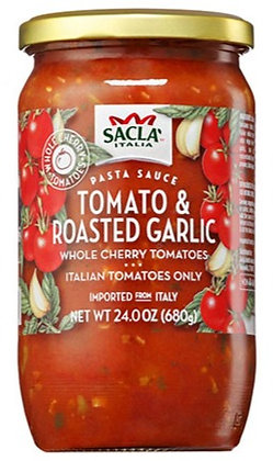 Sacla Tomato & Roasted Garlic Sauce
