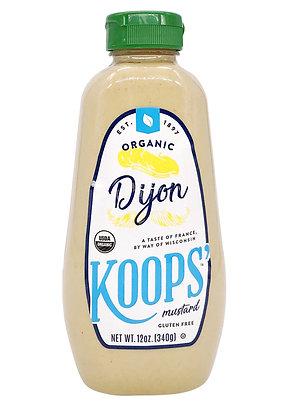 Koops' Organic Dijon Mustard