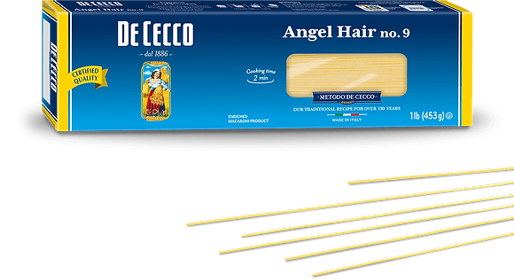 DeCecco Angel Hair #9