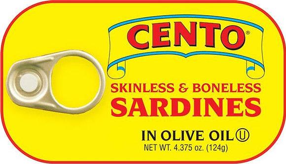 Cento Sardines