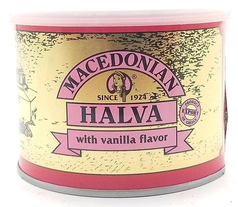 Macedonian Halva with Vanilla