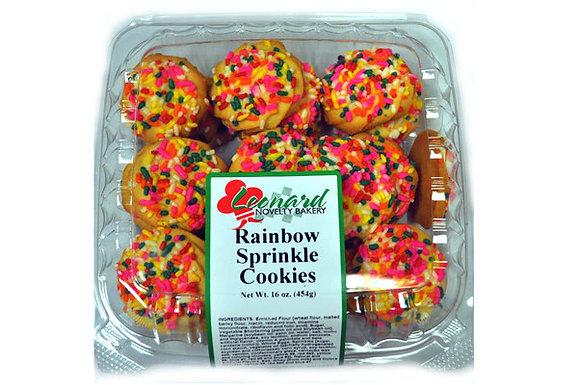 Leonard's Rainbow Sprinkle