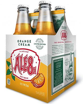 Ale 8 Orange Cream *Limited Edition*