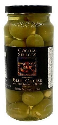 Cocina Selecta Blue Cheese Stuffed Olives
