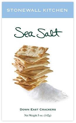 Stonewall Kitchen Sea Salt Down East Crackers