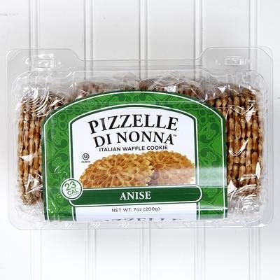 Pizzelle Di Nonna Anise