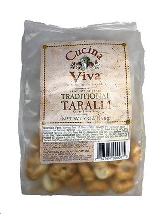 Cucina Viva Traditional Taralli