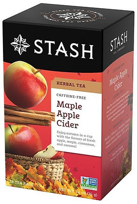 Stash Maple Apple Cider Tea