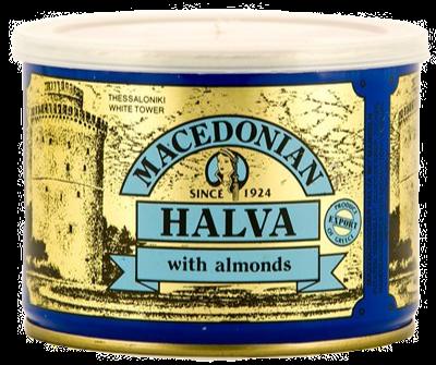 Macedonian Halva with Almonds