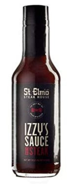 St. Elmo Izzy's Steak Sauce