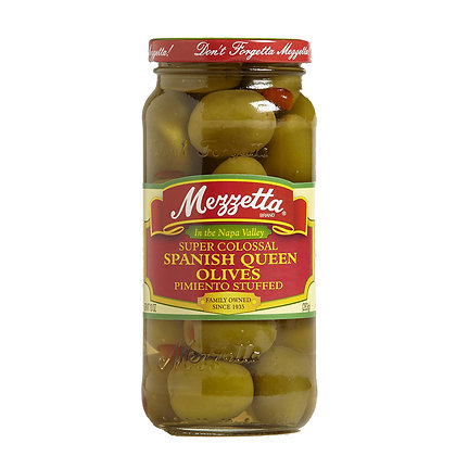 Mezzetta Pimiento Stuffed Spanish Queen Olives
