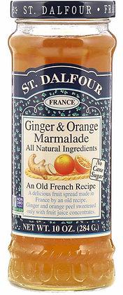 St. Dalfour Ginger & Orange Marmalade