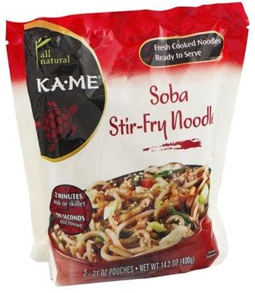 Kame Soba Stir Fry Noodles