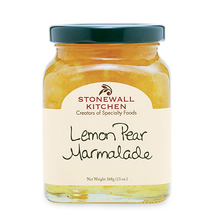 Stonewall Kitchen Lemon Pear Marmalade