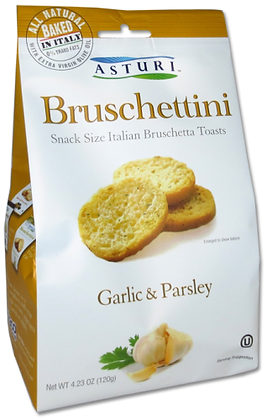 Bruschettini Garlic & Parsley