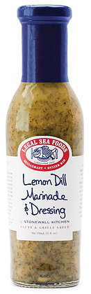Legal Sea Lemon Dill Marinade & Dressing