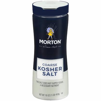 Morton Kosher Salt (16 oz)