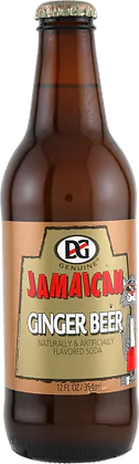 D&G Jamaican Ginger Beer (4 pack)