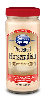 Silver Springs Prepared Horseradish (8 oz)