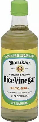 Marukan Rice Vinegar (24 oz)