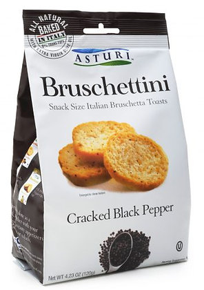 Bruschettini Black Pepper