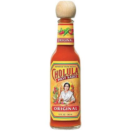 Cholula Hot Sauce (12 oz)