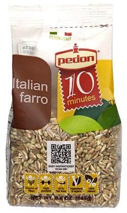 Pedon Italian Farro