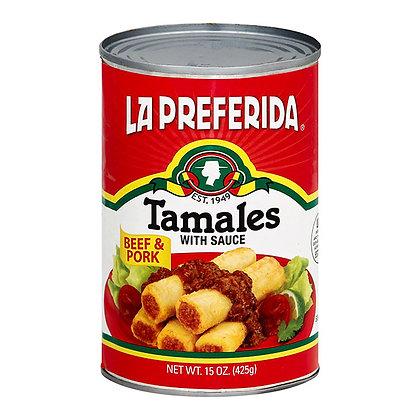 La Preferida Tamales