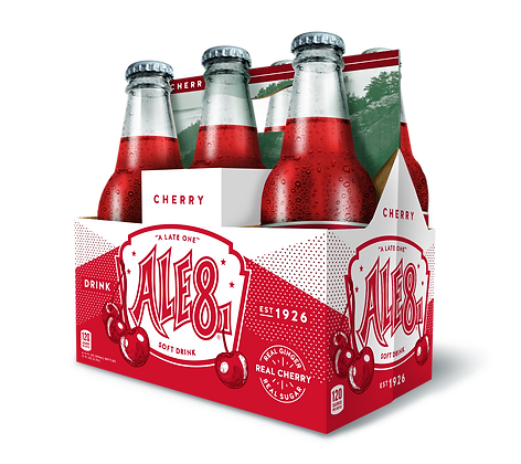 Ale 8 Cherry (6-pack)