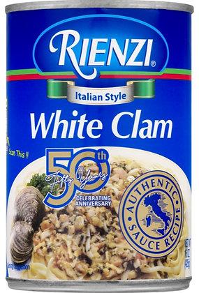 Rienzi White Clam Sauce