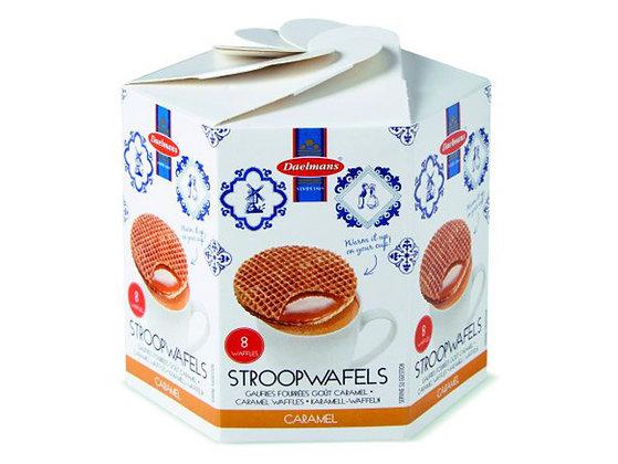 Daelman's Caramel Stroopwafels