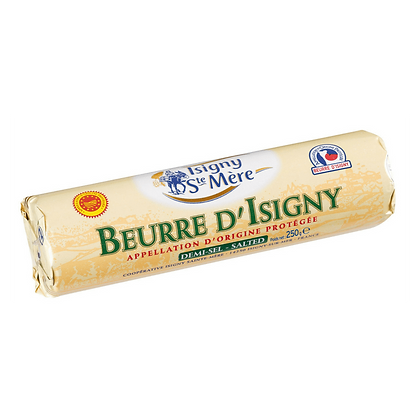Isigny St. Mere Salted Butter