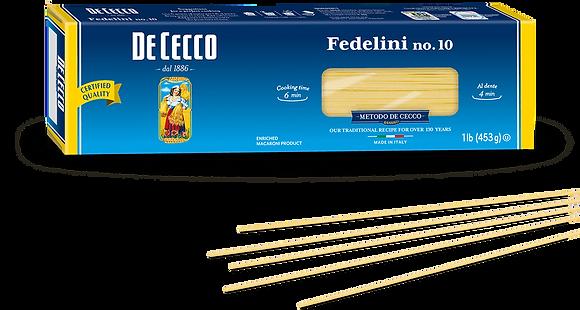 DeCecco Fedelini #10