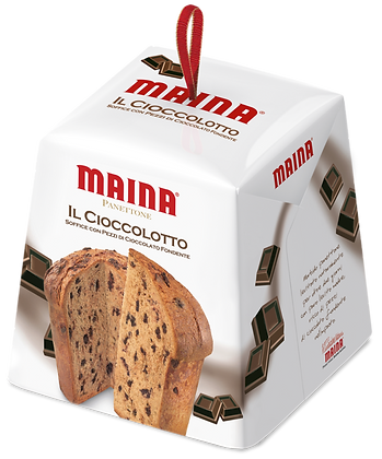 Maina Chocolate Chip Panettone