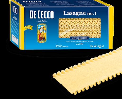 DeCecco Lasagne #1
