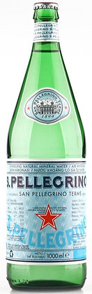 San Pellegrino Sparkling Water (1 Liter)