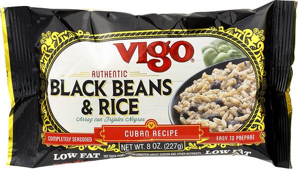 Vigo Black Beans & Rice